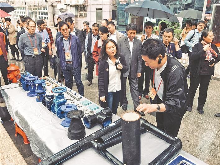 盐田区率先建成深圳市自来水直饮示范区